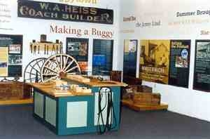 Mifflinburg Buggy Museum